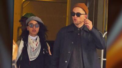 El amor ha llevado a Robert Pattinson a cambiar de look