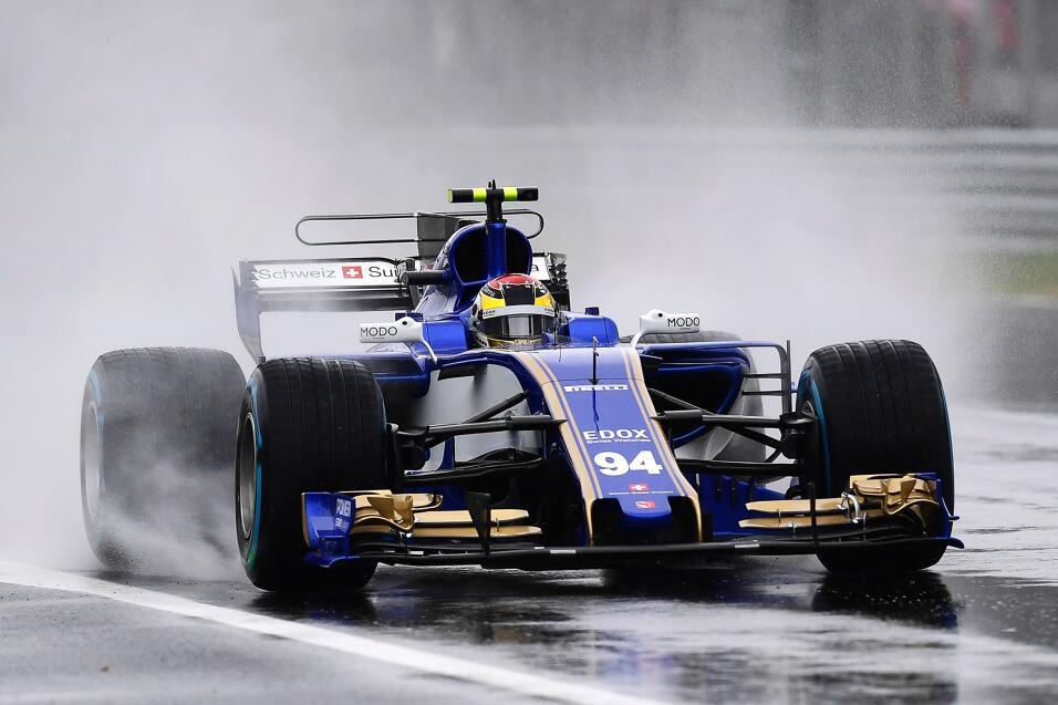 19. Pascal Wehrlein (Sauber) - Mejor tiempo: 1:41.875 / 9 vueltas