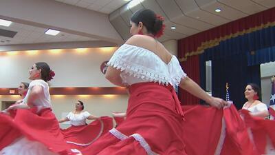 Residentes de San Antonio disfrutan de los sabores, música y cultura de Puerto Rico