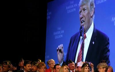 En un minuto: Trump apela a la unión y al patriotismo tras su polémico d...