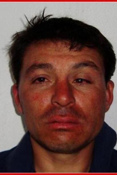 Con el alias de 'El George' es conocido Jorge Ramírez Franco, de 36 años...