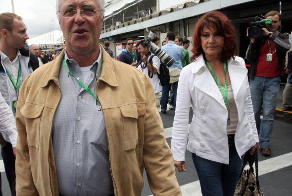 Hijo de Rolf Schumacher,  propietario de una pista de Karts, el alemán d...