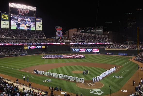 Los Yankees aguaron la fiesta a los Twins en el primer partido de postem...