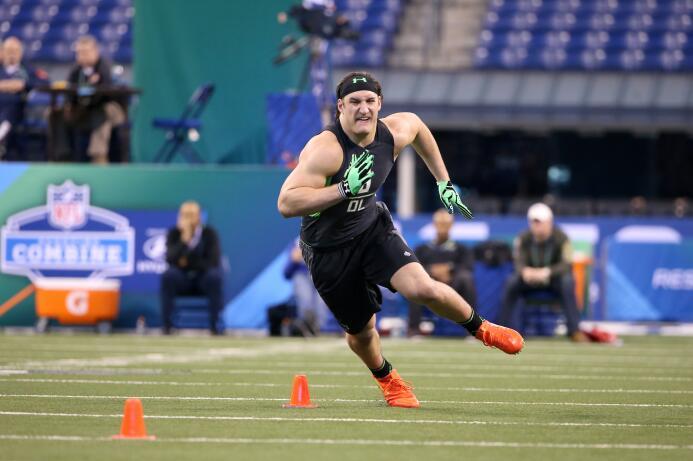 Joey Bosa dijo ser el mejor para el Draft, pero no brilló en el NFL Combine
