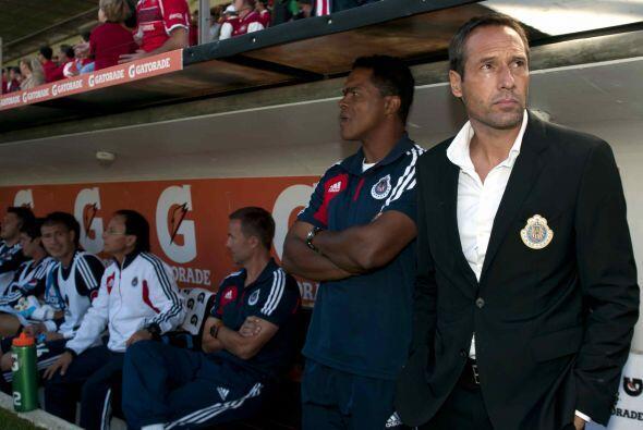 Luego de la llegada de Cruyff al equipo el holandés John van't Sc...