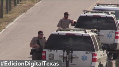 Paralizan tráfico aéreo en Austin por un sospechoso que disparaba a los aviones