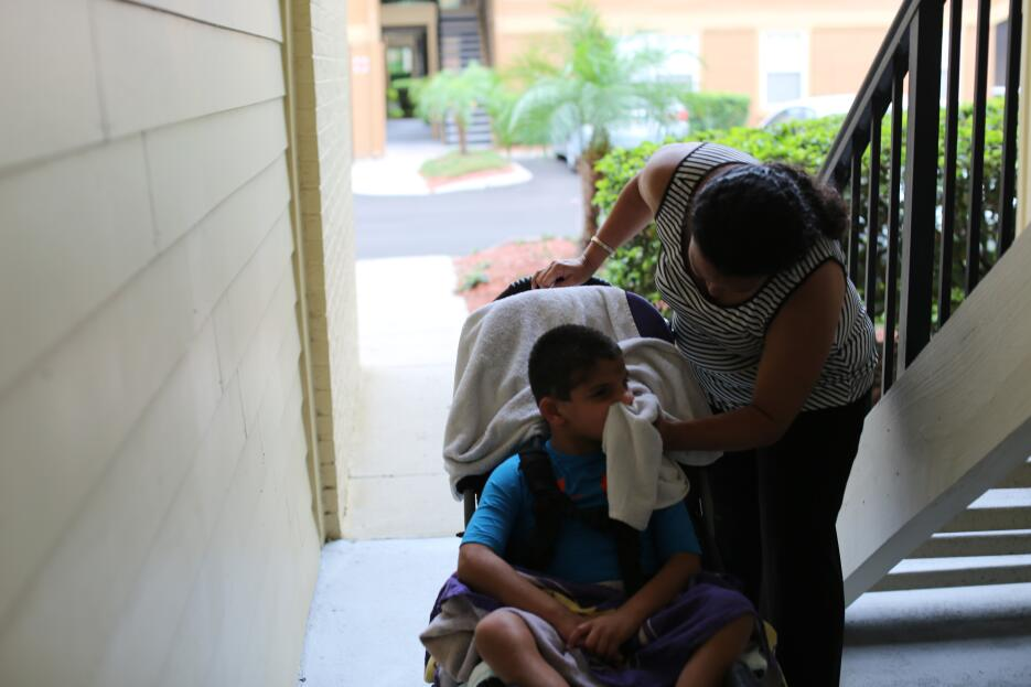 Possible cuts to Medicaid spell hardship for this family JASON_00031.JPG