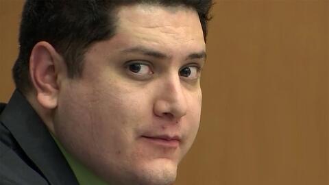 Enrique Arochi, culpable del secuestro de Christina Morris, que sigue de...