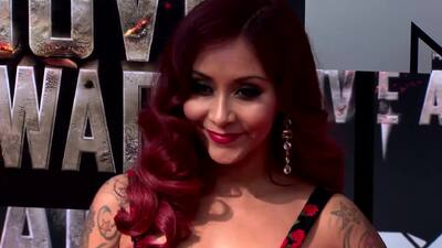 Snooki confiesa borracheras en Jersey Shore