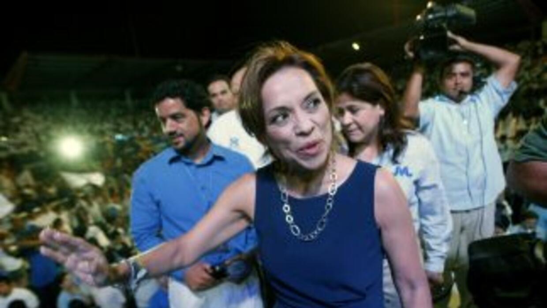 Josefina Vázquez Mota, candidata presidencial del PAN, dijo que no dará...