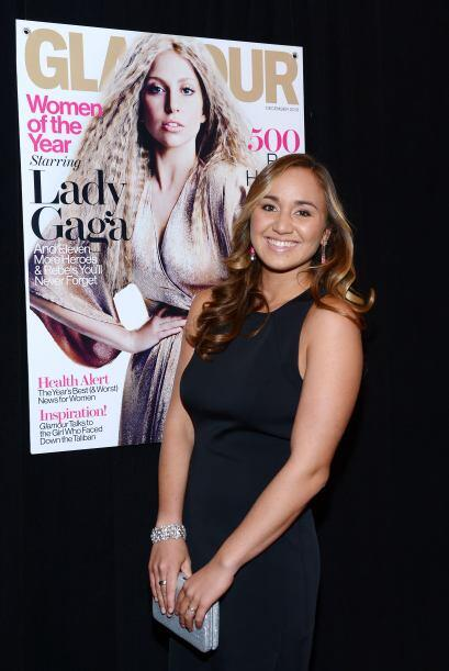 En 2013 fue nombrada una de las mujeres del año de la revista Glamour.