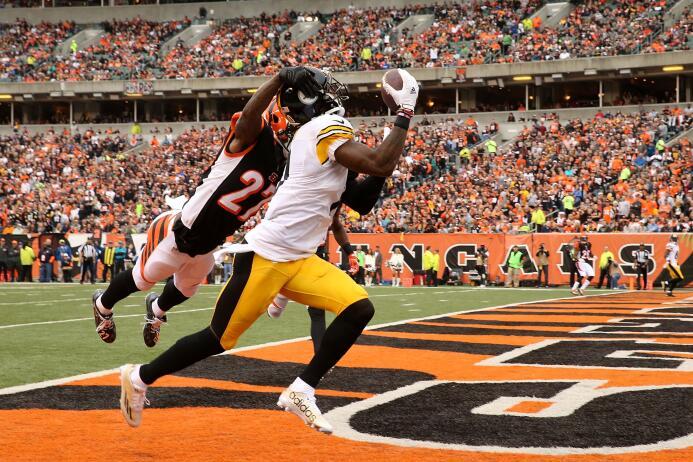 Los Steelers lograron una valiosa victoria sobre los Bengals 33-20, dond...