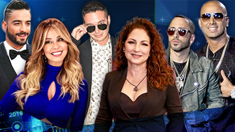 Premio Lo Nuestro: la música latina vuelve a ser la protagonista en una...
