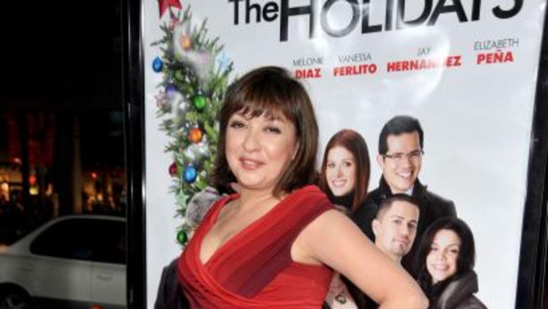 La actriz Elizabeth Peña falleció la noche del miércoles luego de haber...