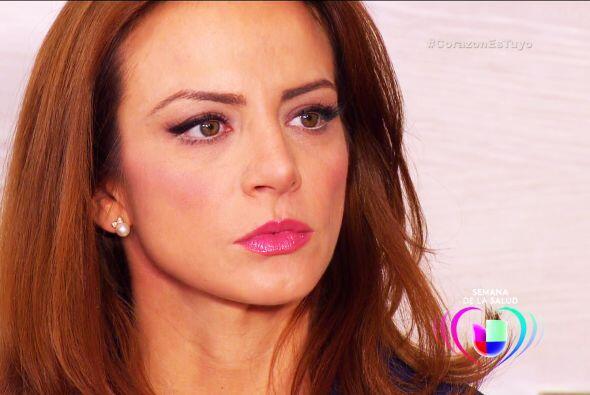 Ya deja de llorar Ana. Es una lástima que Fernando se vaya a casa...