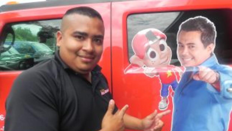 El show de Raul Brindis te acerca a las estrellas de FP2012