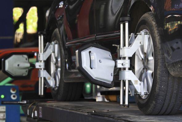 Ocupar el lugar del otro. Una rotación en los neumáticos ayudará a logra...