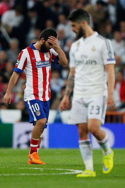 El bravísimo jugador turco perdía la cabeza y dejaba mal parado a su equ...