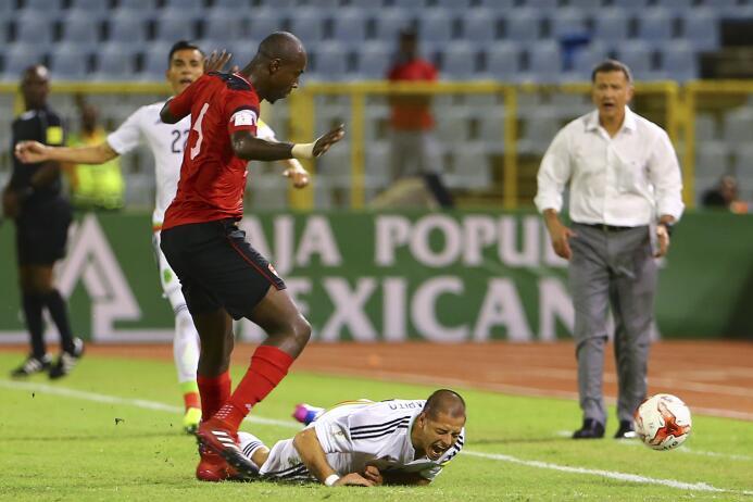 México paró de sufrir en Concacaf con estas 13 alineaciones 19trinidadA.jpg