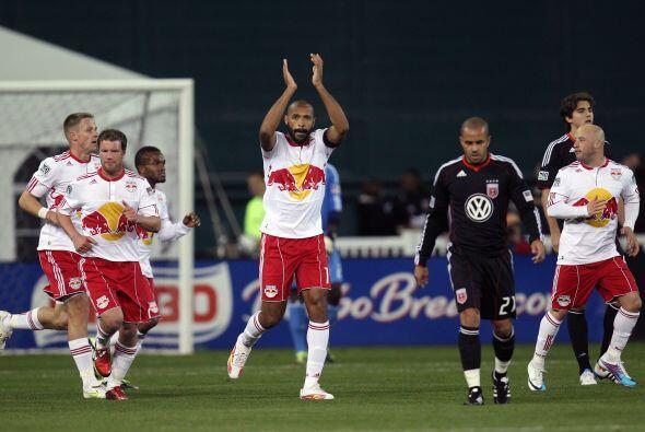 Thierry Henry se convirtió en una calamidad para el D.C. United con lo q...