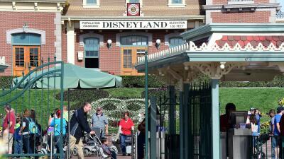 Disneyland en Anaheim