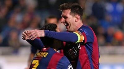 El delantero español piensa que la 'Pulga' merece el reconocimiento en 2...