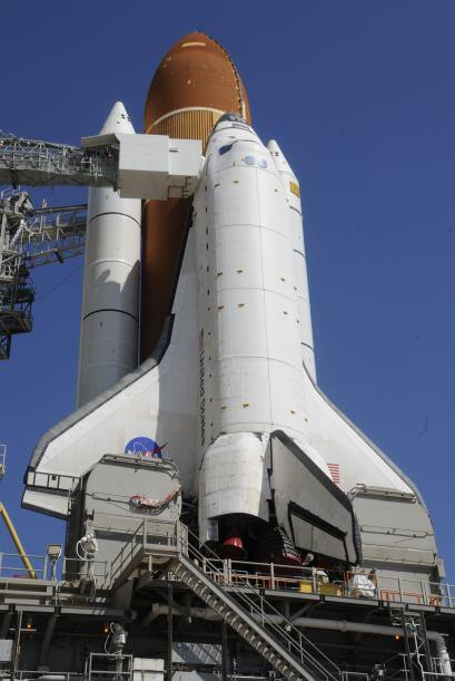 Se tiene previsto que la misión llevará a la Estación Espacial Internaci...