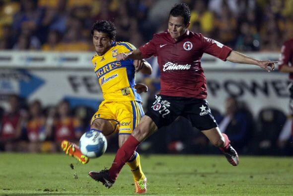 En el Apertura 2012 los Xolos vencerían como locales a los Tigres por ma...