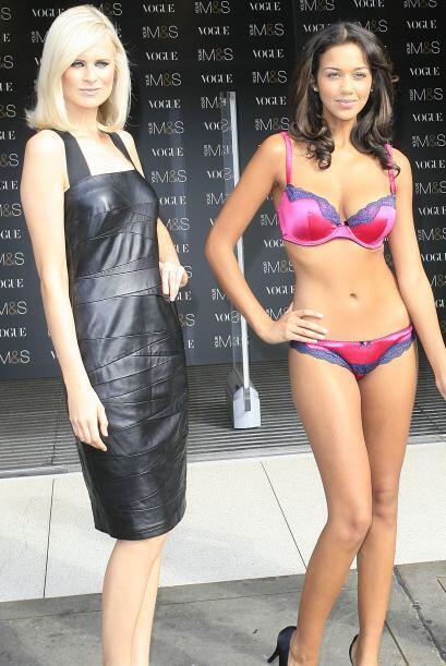 Natalie Suliman es una bella modelo que comenzó su carrera de modelo con...