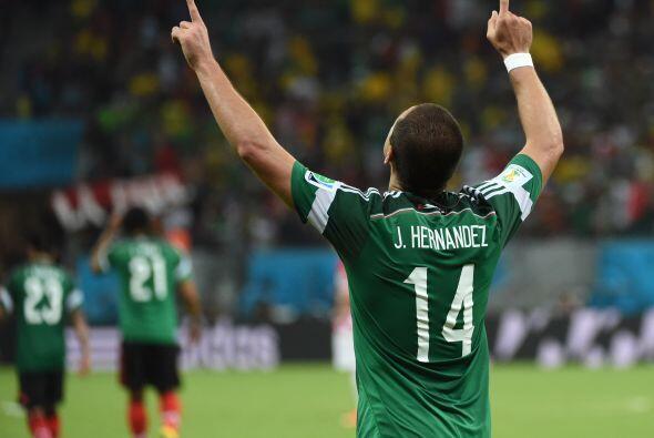 Hernández ha respondido a esta confianza con goles cada vez que puede co...