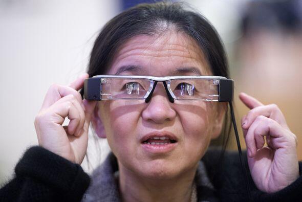 Google no es el único con gafas inteligentes, Epson presentó las Moverio...