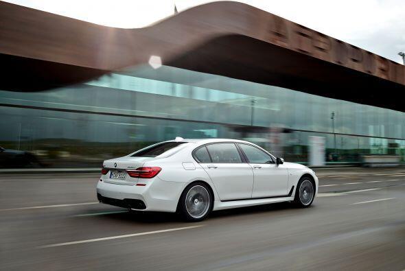 BMW Serie 7 2016