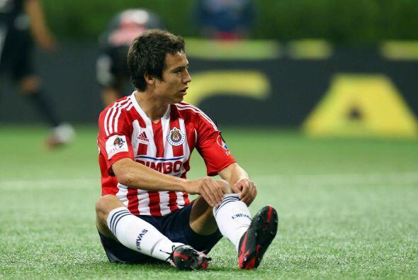 En el caso de Erick Torres, el 'Cubo' tuvo un gran inicio goleador con C...