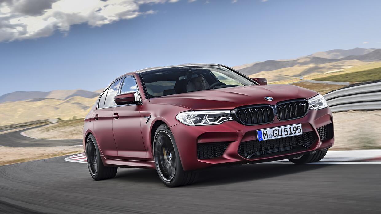 En video: conoce el nuevo BMW M5 2018