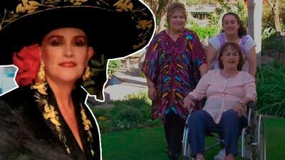Lucha Villa está a punto de quedarse muda, asegura su sobrina