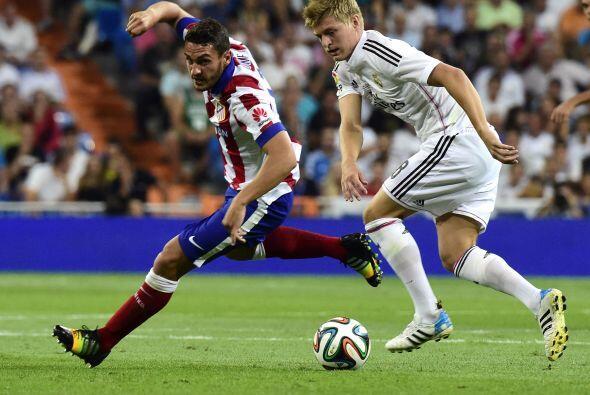 El alemán Toni Kroos fue elegido por Carlo Ancelotti para ser parte del...