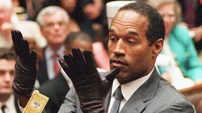 O.J Simpson fue acusado en 1994 por el asesinato de su esposa y su presu...