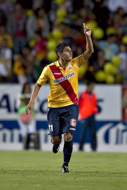 Édgar Andrade será nuevo volante de los Tuzos del Pachuca tras buenas te...