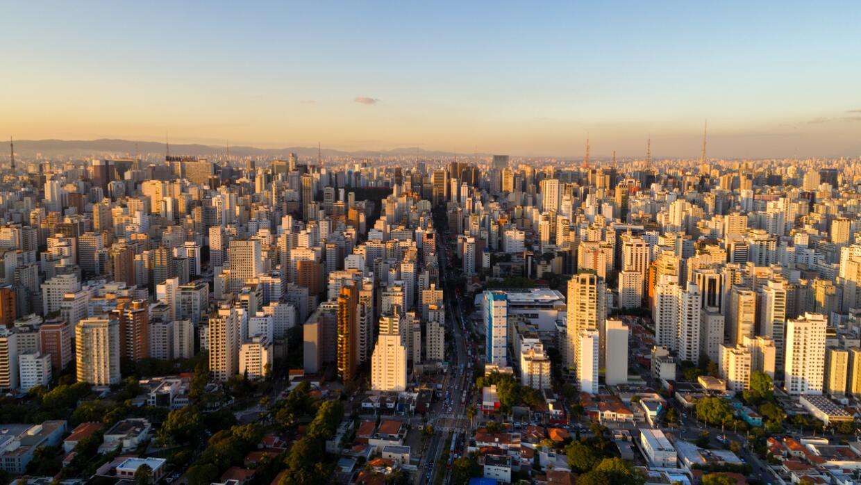 São Paulo, en Brasil, es el área metropolitana más poblada de todo el co...