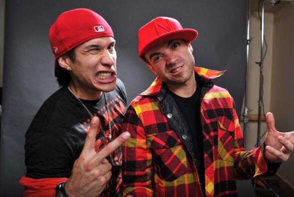 Los reggaetoneros Chino y Nacho prenderán la fiesta en el Pepsi M...
