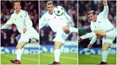 ¡No parpadee! De la volea de Zidane a la chilena de Mexés en la Champions League