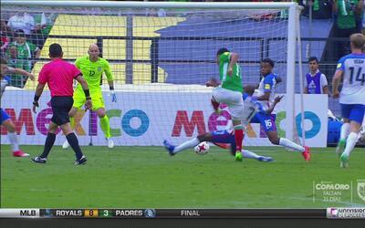 Carlos Vela fue la leyenda del partido de México ante EEUU