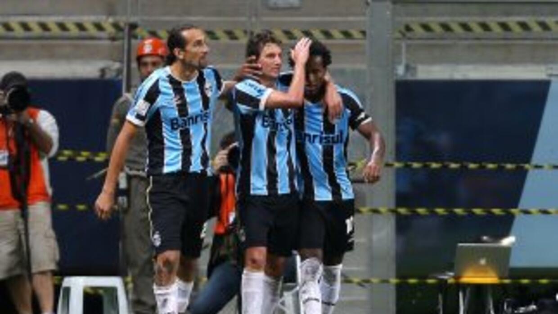 Gremio sigue rumbo a octavos de final de la Libertadores volviendo a sum...