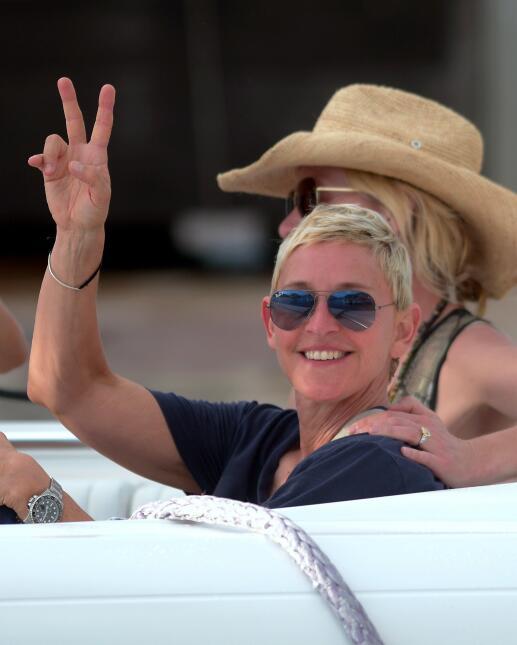 Ellen y Portia