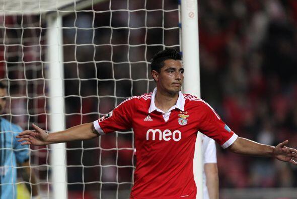 """Un paraguayo que desde hace años es figura en la Liga portuguesa, """"scar..."""