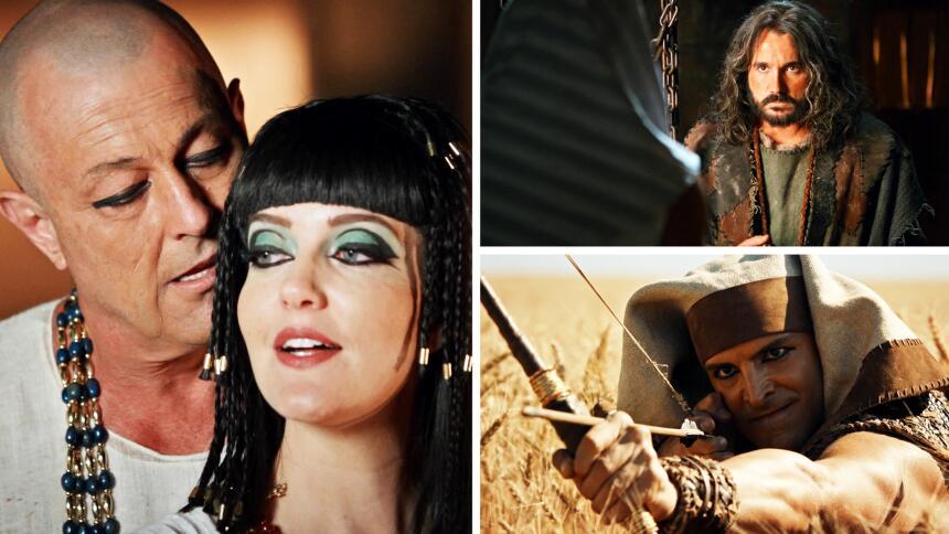 Ellos han sido los terribles enemigos de 'José de Egipto'