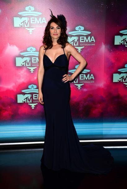 Tampoco se vale  exagerar como lo hizo Carice van Houten en los MTV EMA'...