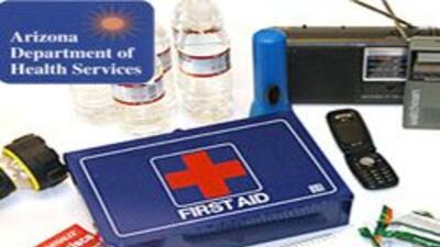 Preparativos de Emergencia