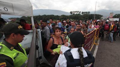 Venezolanos por el mundo: la diáspora sin precedentes de un país que acostumbraba recibir inmigrantes (fotos)