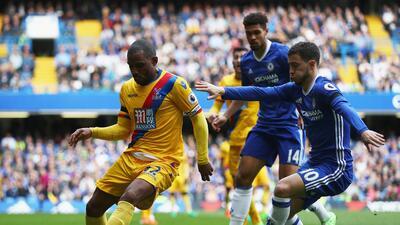 Chelsea vs. Crystal Palace